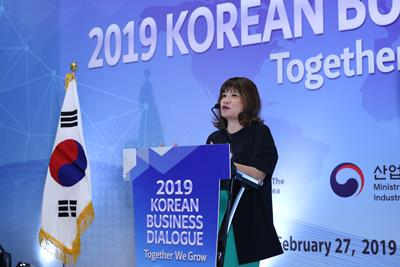 20190227 2019 KOREAN BUSINESS DIALOGUE (KADIN) Shinta W. Kamdani 부회장.jpg