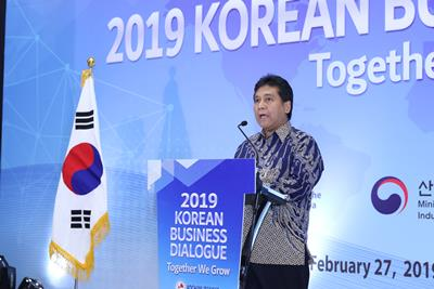 20190227 2019 KOREAN BUSINESS DIALOGUE (APINDO) Hariyadi B. Sukamdani 회장.jpg